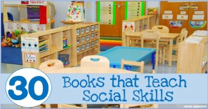 30 Books that teach social skills