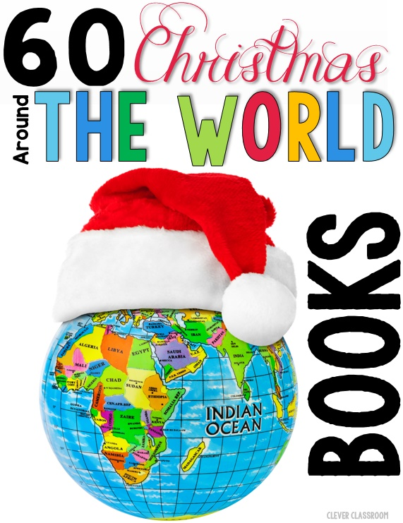 Christmas Around the World Book List including complete download list for free
