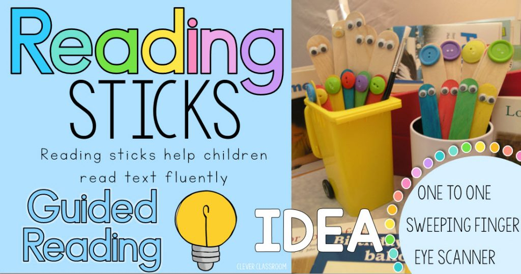 Guided reading strategy to help with fluency