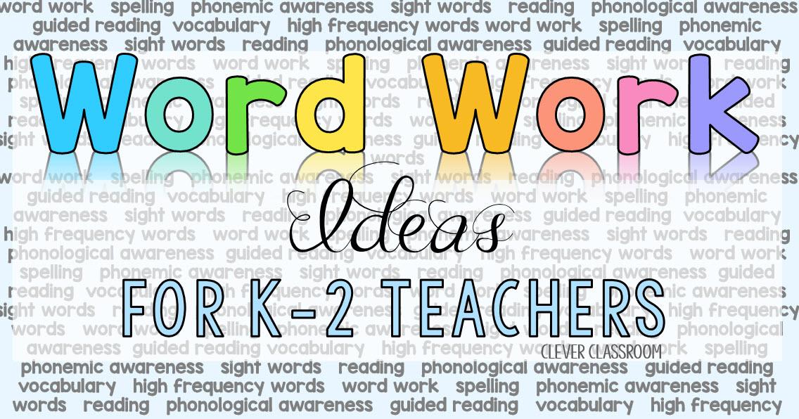 teachers word