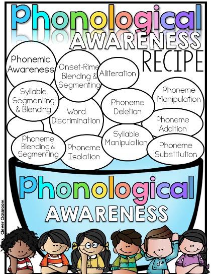 Phonemic and Phonological Awareness Skills.