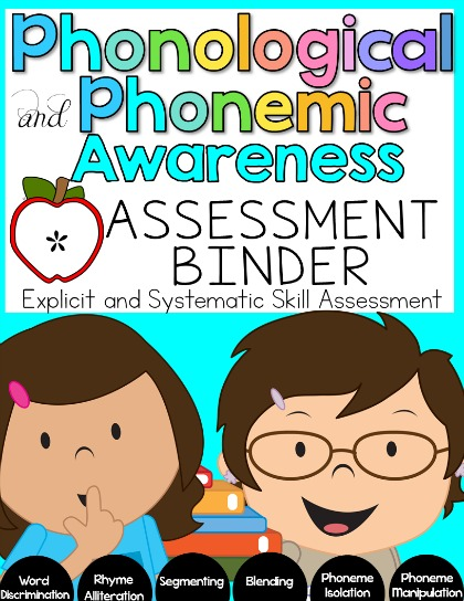 Phonemic Awareness Assessments and Interventions - Clever ...
